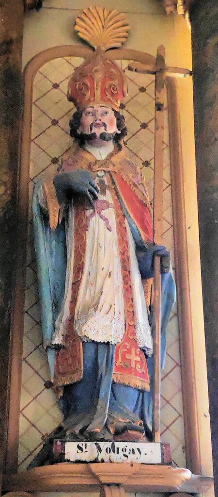 St Vougay